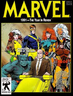 The X-Men by Arthur Adams