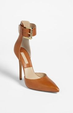 Oh I love! Michael Kors 'Adelaide' Pump available at #Nordstrom