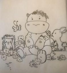 Beestenboel #sketching #drawing #cute