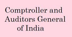 Comptroller and Auditors Generals of India online material | GK | English | Aptitude | Reasoning | SSC | IBPS | Banking | Online study material