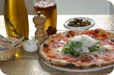 De Pizzakamer Amsterdam, lekkerrrr en gezellig