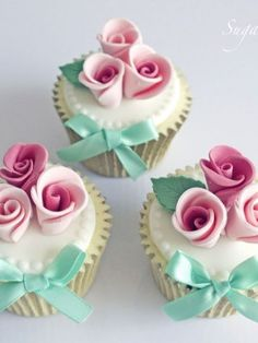 wedding cupcakes - Buscar con Google