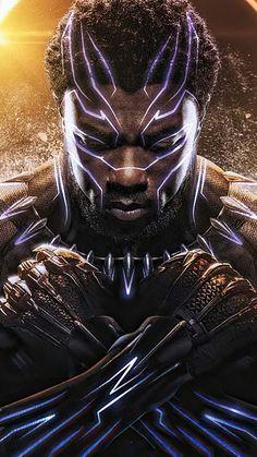 Black Panther Images, Black Panther Hd Wallpaper, Black Panther Art, Black Panther Marvel, New Wallpaper Hd, Poster Marvel, Superhero Poster, Ms Marvel, Marvel Heroes