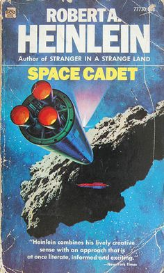 Space Cadet by Robert A. Heinlein (Ace:1948)