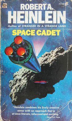 Space Cadet by Robert A. Heinlein (Ace:1948)