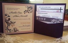 Disney Wedding Inspiration: DIY Fairy Tale Invitiations