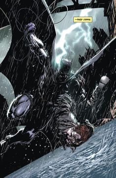Batman and Jim Gordon by Jason Fabok