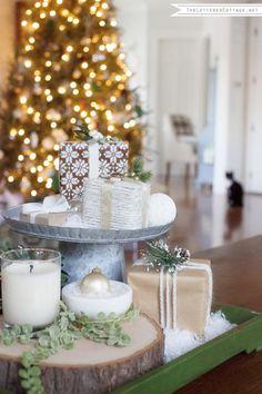 Christmas Decorating | Natural Decor