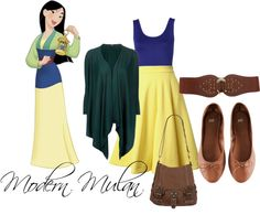 18 best mulan party images on pinterest birthdays chinese party modern mulan by sillymayo on polyvore solutioingenieria Image collections