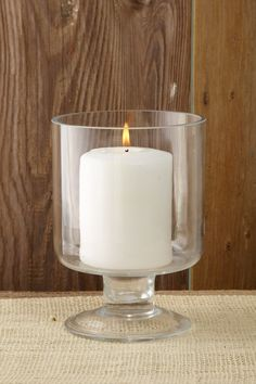 Pillar Candle Holder 6.5in 12/$84