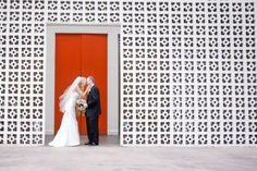 Parker Palm Springs Wedding: Floral: Maggie Jensen Floral