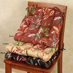 westport striped indoor outdoor chair cushion summer home decor