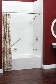 Ready to fix that old bathroom? Our Bathwraps can make any old bath look like a Dream in just one day! Get it Now! www.newshowertoday.com