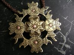 Ancient Russian medicine flower  wheel of woman, later to be used as a symbol of power for the rising sun cult men (pagans, military and religious)