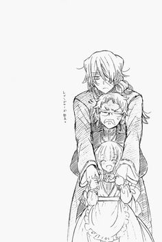 Break, Reim and Sharon <3