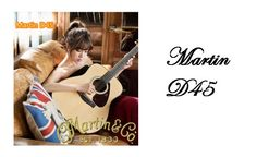 #MartinD45 Acoustic Guitar is my favorite guitar and your?