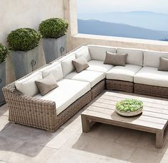 Outdoor Living Room Patio Cushions With Summer Style Guide 133 - targetinspira Plywood Furniture, Patio Furniture Sets, Outdoor Lounge Furniture, Screened In Porch Furniture, Furniture Layout, Furniture Arrangement, Pallet Furniture, Furniture Ideas, Outdoor Spaces