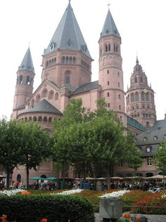 Kaiserdom mainz, Germany