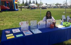 Dania at our booth today at Fresno Unified's 1st Annual Employee & Family Wellness Expo! Thanks for the invite, we hope to participate in many more to help keep Fresno/Clovis families healthy and happy!  #fresno, #clovis, #healthyliving,#wellness, #avecinia