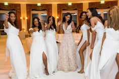 Chanel Iman is officially a married woman!The model, 27, and New York Giants wide receiver Sterling Shepard, 25, tied the knot at the Beverly Hills Hotel in Los Angeles this weekend, just four months after their waterfront engagement.The Surprise ProposalJust one day after Iman...