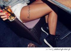 Znalezione obrazy dla zapytania tatuaż dla dziewczyny