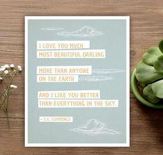 e.e. cummings #poetry #poem