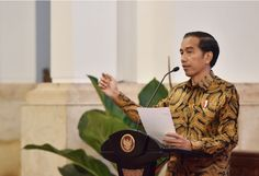 Jelang Idul Fitri, Jokowi Minta Aparat Waspadai Ancaman Terorisme
