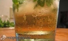 Alkoholmentes gyömbérsör recept fotóval