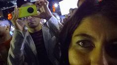 un #lumia1020 al posto dell'occhio #livered  Scattata con @Nokia Italia #Lumia1020