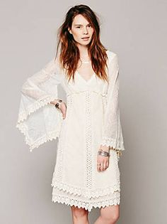 Free People Nightingale Dress, $59.95