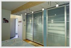 Lightweight Closet Sliding Door Systems | Ikea Pax Closet Doors Replace Sliding Glass Door Sunroom