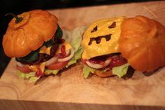 Recipe: Halloween Burger
