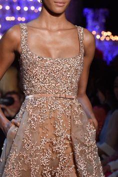 "parisfashionhouse: "" Elie Saab Fall/Winter 2014 Couture details """