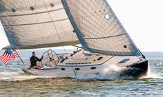 """SAIL's Best Boats 2014: Alerion 41 Alerion Yachts has long believed that sailing should be done """"on your own terms,"""" aboard boats that are quick to rig and simple to singlehand."""