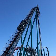 Mako anyone?  #rollercoaster #rollercoasters #seaworld #seaworldorlando #orlando #florida