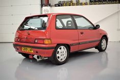 1989 Daihatsu Charade 1.0 Turbo GTti Private Plates, Kei Car, Little Sport, Japanese Domestic Market, Best Gas Mileage, Van For Sale, Best Tyres, Bentley Continental Gt, Cars