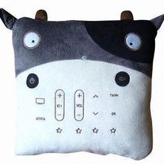 Innovative Product: Never lose your #TVremote with the #pillow remote control http://www.globalsources.com/gsol/I/Musical-bed/p/sm/1063552449.htm! Have fun watching TV!