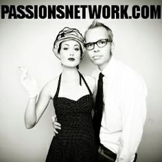 Banner for the Passions Newtwork niche online dating site.