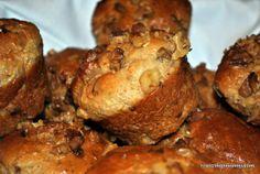 Buns? Rolls? Muffins? Bread Machine Apple Breakfast Buns Muffins