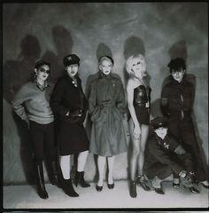 felons-of-fashion: Castration Squad : Tracy Lea, Alice Bag,...