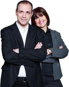 La Rosa de Los vientos con Bruno Cardeñosa y Silvia Casasola de www.ondacero.es 2017