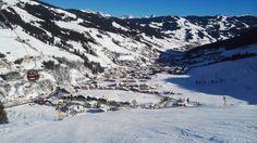 Hinterglemm, Austria Mount Rainier, Mount Everest, Mountains, Winter, Nature, Travel, Naturaleza, Viajes, Traveling