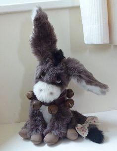 Beautiful donkey by Paula Drage