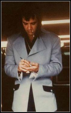 Elvis....70's