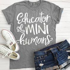 Teacher svg, students svg, teacher shirt, school svg, teacher shirt design, DXF, EPS, end of school svg, educator svg, teacher saying svg Welcome to shorts and Lemons! Make a shirt transfer easily by printing onto iron on transfer paper that you can buy at any craft store Print your