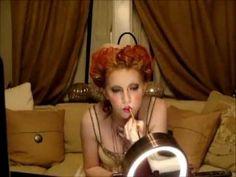 Winifred Sanderson - Halloween Hocus Pocus Makeup Tutorial