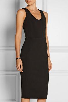 Victoria Beckham | Ponte dress | NET-A-PORTER.COM