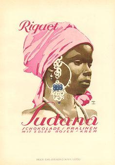 Riquet Sudana - schokolade