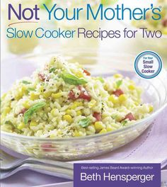Nearly 60 percent of American households today consist of only one or two people, yet most cookbooks dont reflect this trend, with recipes designed for large families, yielding 6-8 servings. For indiv