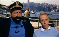 """Türkçe ismi """"Tenten ve Altın Post"""" olan film 1961 yılında Fransa/Belçika ortak yapımı olarak çekilmiştir. Tenten (Tintin) filmi, Belçika'lı çizer Hergé'in dünyaca ünlü çizgi roman karakterinden uyarlanarak yönetmen Jean-Jacques Vierne tarafından sinemaya aktarılmıştır....  #1961, #Çekilen, #Filminden, #İlk, #Istanbul, #Kare, #Manzaralı, #Şahane, #Tenten, #Yılında https://havari.co/1961-yilinda-cekilen-ilk-tenten-filminde"""